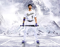 2017 Colorado Rockies Brand Recharge