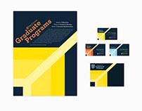 YCP Master's Program | Editorial Design