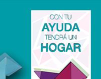 flyer origami
