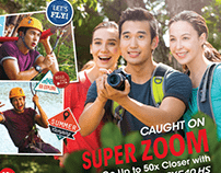 Canon PowerShot SX Series