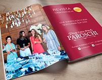 Casa Paroschi Anúncio/Lançamento