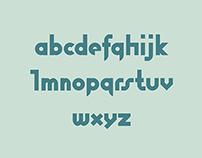Fewt (Free Typeface)