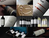 Varios diseño de packaging