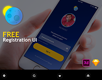 FREE Registration UI