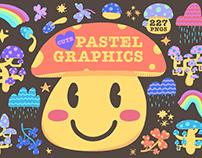 Cute Pastel Graphics
