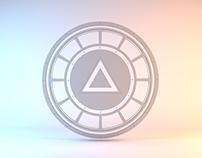 The Reactor Podcast logos