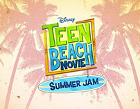 Teen Beach Movie Takeover - Club Penguin