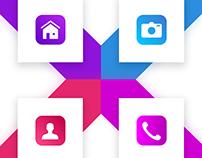 Menu Icons for iOS
