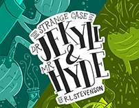 Dr. Jekyll & Mr. Hyde Bookcover