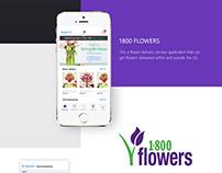 Mobile App_1800 Flowers