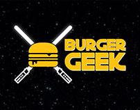 Branding || Burger Geek