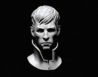 Outsider (DIshonored 2 fan art)