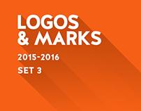 Logos & Marks 2015 - 2016 Set 3