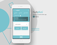 HubSpot - Delivery Drive App
