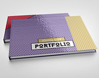 Pop Art Portfolio Brochure