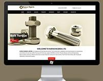 Website Design For KNL Services