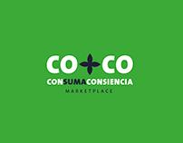 Consuma Conciencia | Brand Identity P.3
