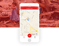 Mobil App for an emergency situation