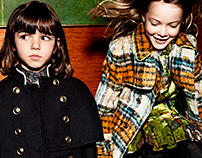 Burberry Kids AW16