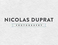 Logotype & Stationary - Photographer