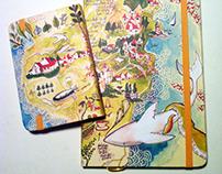 CICERO - Sketchbook Collection