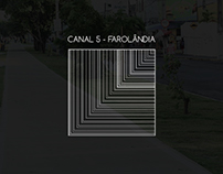 Projeto de Sinalização   Canal 5 - Farolândia