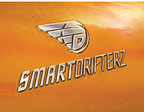 Smart Drifterz  |  Logo Design