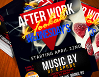 afterwork wednesdays