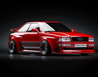Audi S2 CoolWheels