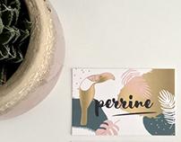 Perrine - Identité Personnelle