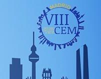 Cartel VIII congreso 'CEM'