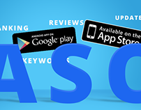 ASO: App Store Optimization (App store & google play)
