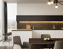 Poliform Varenna Kitchen Part 2