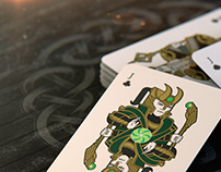 ASGARDIAN DECK.