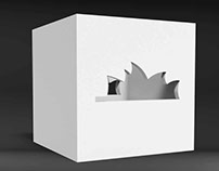 Opera House Pencil Holder