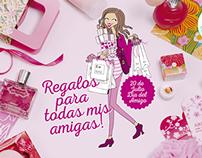 Campaña Día del Amigo / Friend's Day campaign