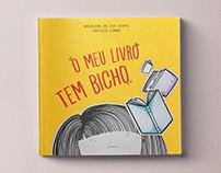 O meu livro tem bicho