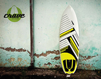 Crave // Surf Boards