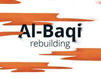 Al-Baqi rebuilding promo video