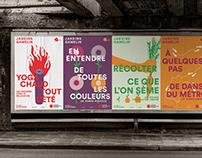 Jardins Gamelin - Campagne 2019