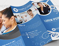 Tri-Fold Corporate Business Brochure