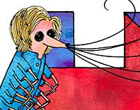 Krillary Clinton