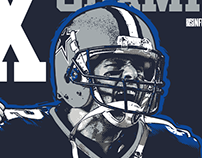 Designs for Fanprint: NFL