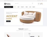 Pataku - Furniture Responsive Shopify Theme
