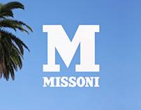 Missoni Spring 2015 - BTS