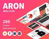 ARON – Web UI Kit