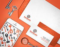 San Nicolás Llaves - Branding / Diseño de Logo