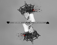 Axe - Queen of Hearts