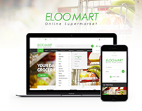 ELOOMART webdesign