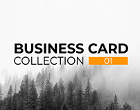 Business Card Collection - 01